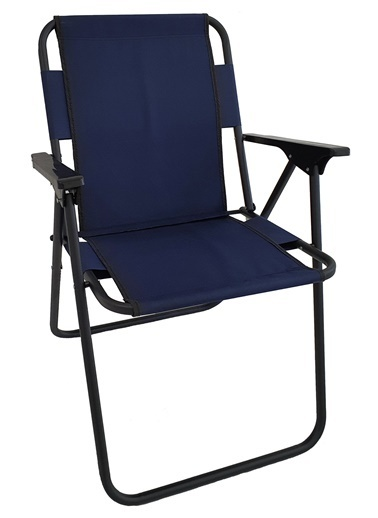 Bofigo Bofigo Kamp Sandalyesi Katlanır Sandalye Piknik Sandalyesi Plaj Sandalyesi Yeşil Lacivert